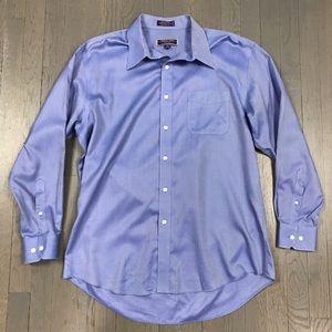 Roberto Villini Non-Iron Travel Collection Shirt